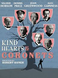 Amazon.com: Kind Hearts And Coronets: Dennis Price, Valerie Hobson, Joan  Greenwood, Robert Hamer