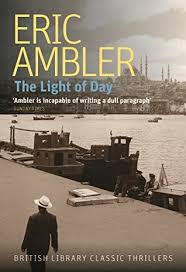 The Light of Day by Eric Ambler
